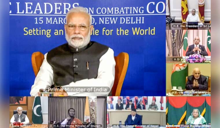 narendra-modi-saarc-video-conference-covid19-south-asia-BJP-YouTube