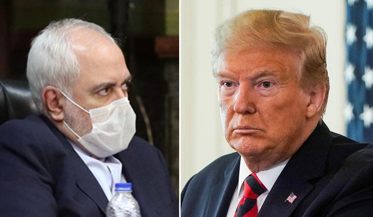 Javad-Zarif-Trump-Reuters