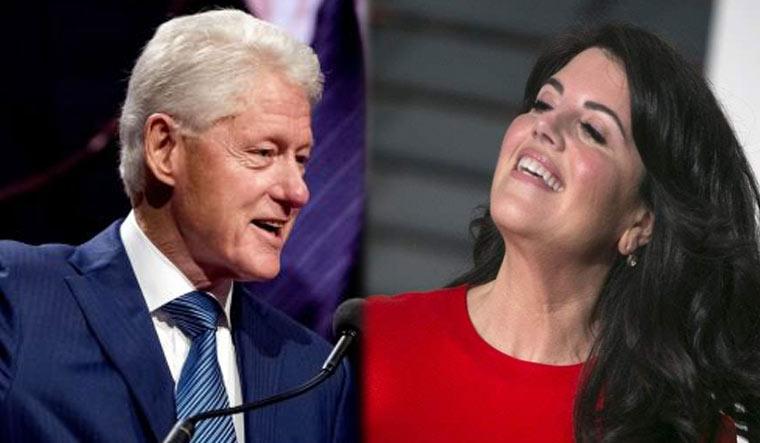 Monica Lewinsky Clinton