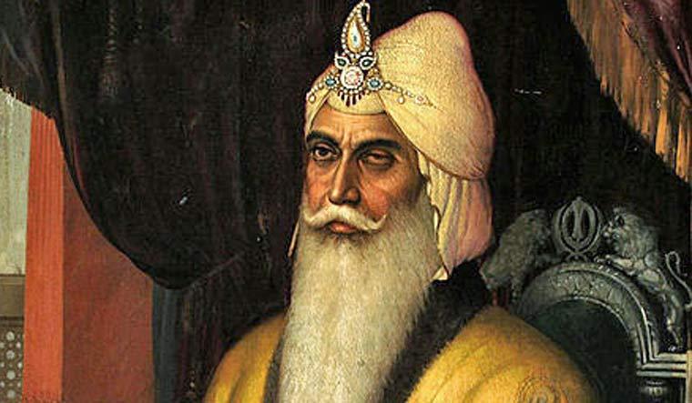 Maharaja Ranjit Singh surpasses Churchill in poll to be named ...