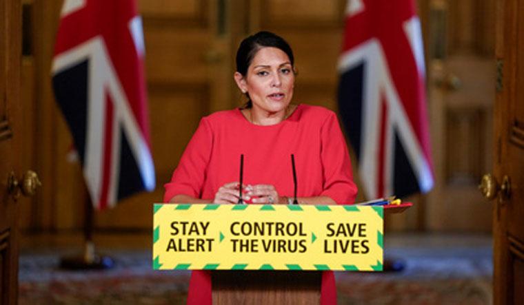 Priti-Patel-coronavirus-UK-Reuters