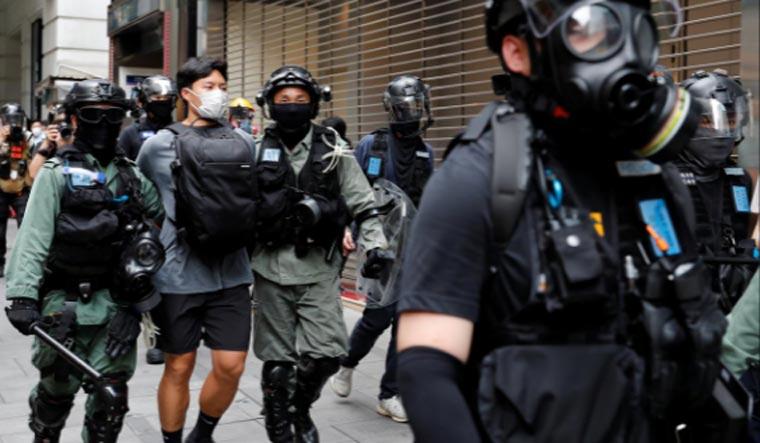 hong kong protest reuters