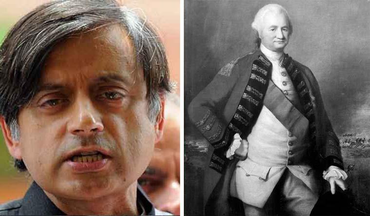 Shashi-Tharoor-Robert-Clive