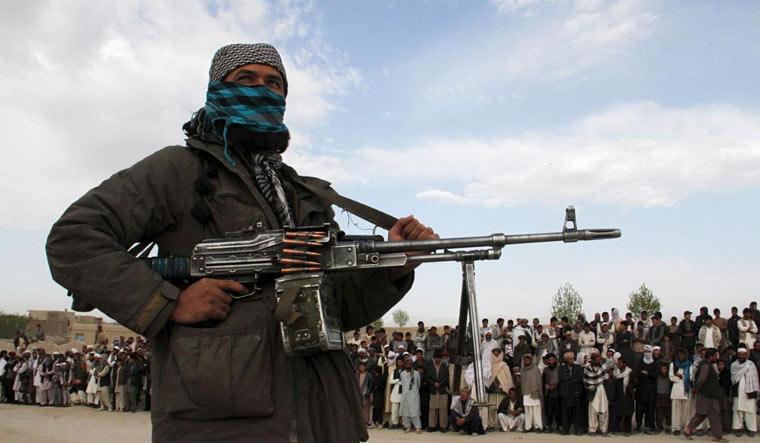 A member of the Taliban insurgent | Reuters