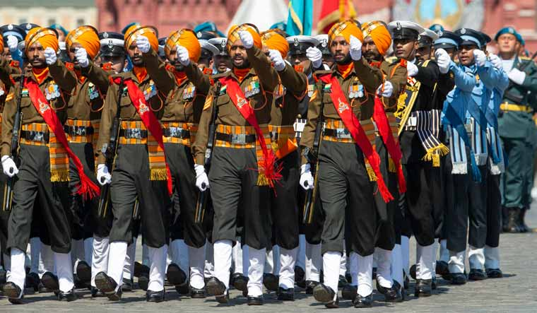 Indian-tri-services-contingent-moscow-v-day-victory-day-parade-AP