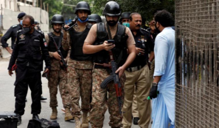 karachi pak security forces