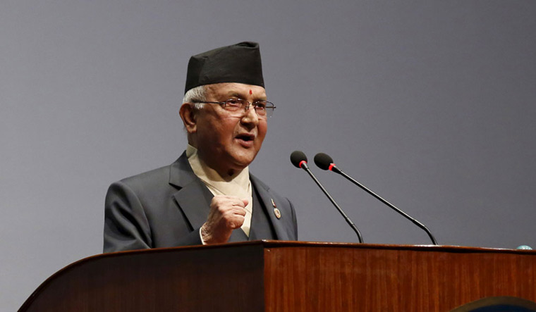 Nepal-PM-KP-Oli-Reuters
