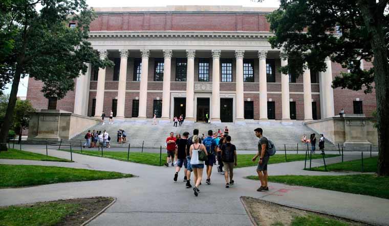 Harvard-University-AP