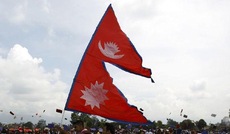 NCP Dahal-Nepal faction demonstrates across Nepal