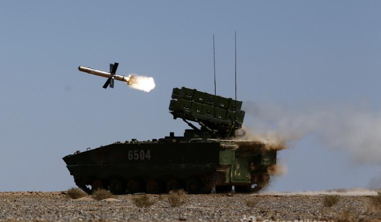 hj-10 missile china mod