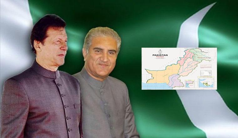 Imran-khan-Pakistan-qureshi-map-Twitter