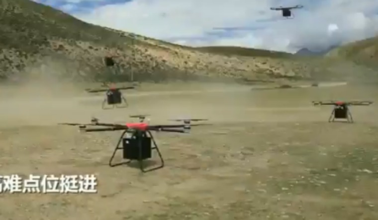 drone delivery china