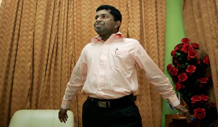 Sri Lanka Former Rebel