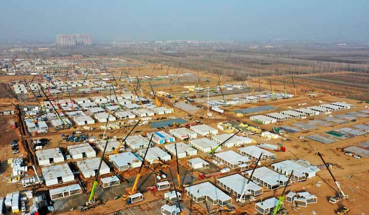 china-quarantine-camp-covid-Shijiazhuang-hebei-ap