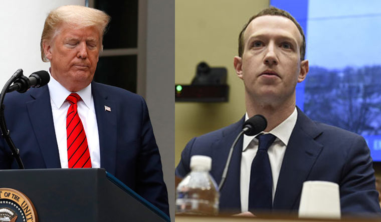 Trump-zuckerberg-AFP