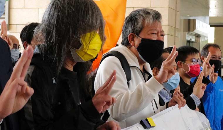 hong-kong-protests-Lee-Cheuk-yan-Leung-Kwok-hung-ap