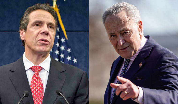 NY Democrats join calls for Cuomo's resignation - Newspaper