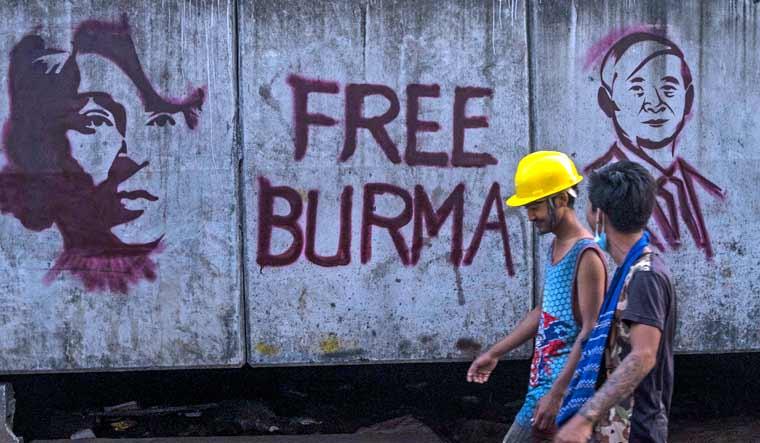 Myanmar's ruling junta issues fresh charges against Aung Suu Kyi
