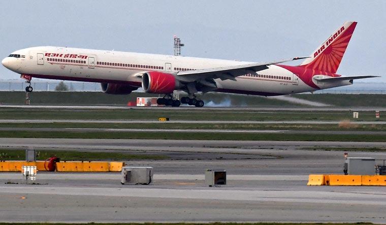 air india rep reuters