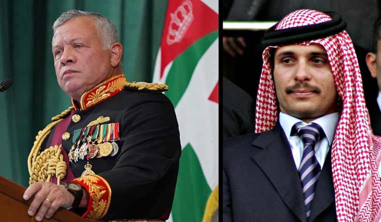 Former Crown Prince Hamzah of Jordan under house arrest