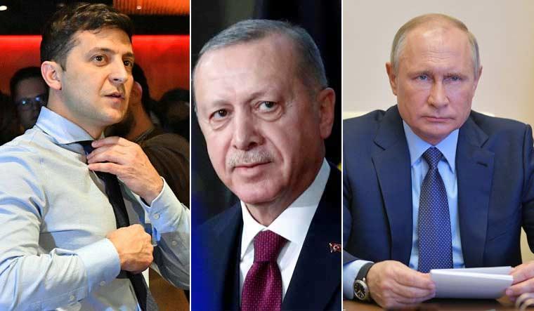 Zelensky-Erdogan-Putin-AFP-AP
