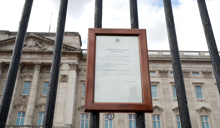 Prince Philip death: What is the protocol for when a ...