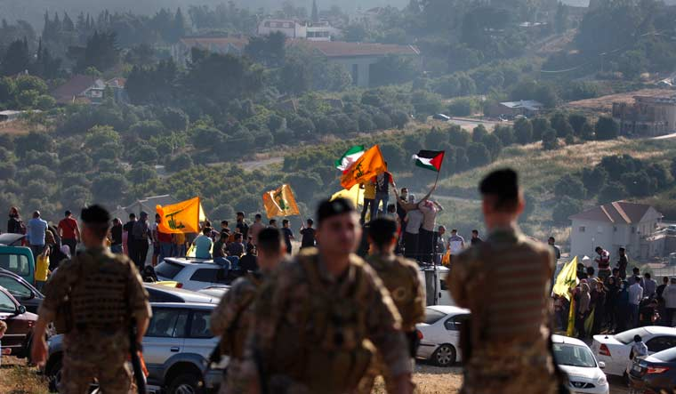 lebanese-protesters-hezbollah-israel-border-ap