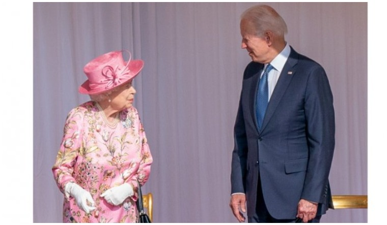 US President Biden says 'gracious' Queen reminded him of his mother