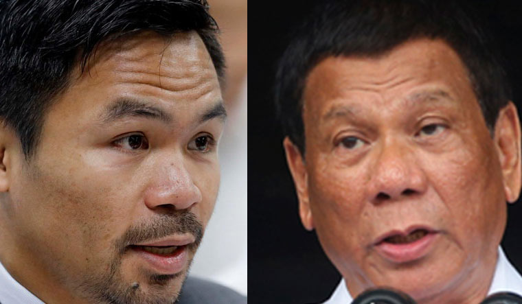 Boxer Manny Pacquiao to run for Philippine presidency in 2022