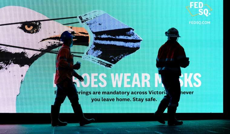 melbourne-wear-masks-australia-reuters