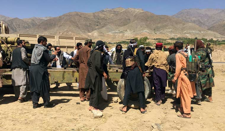 taliban-panjshir-weapons-fighters-ap