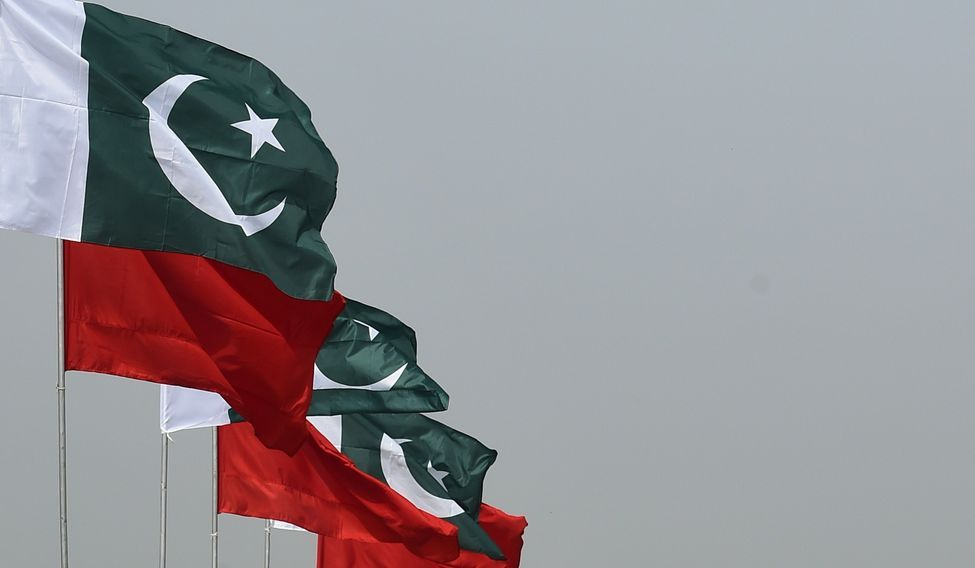 PAKISTAN-CHINA-DIPLOMACY