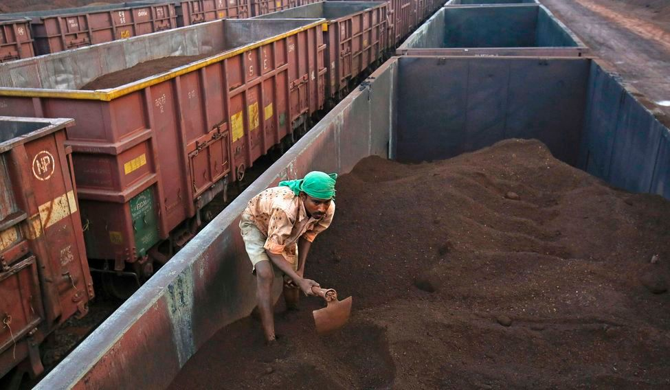 INDIA-IRONORE/