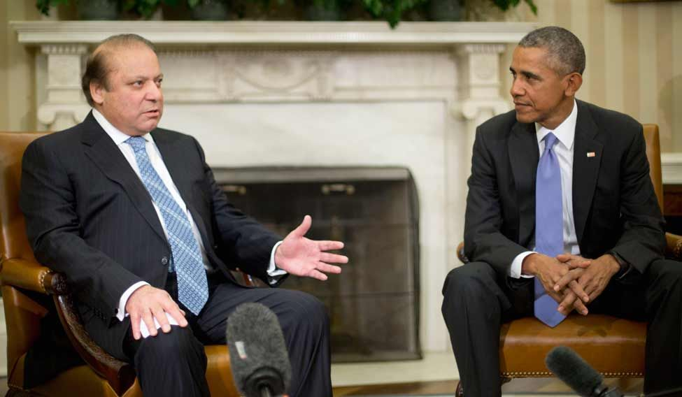 Obama US Pakistan