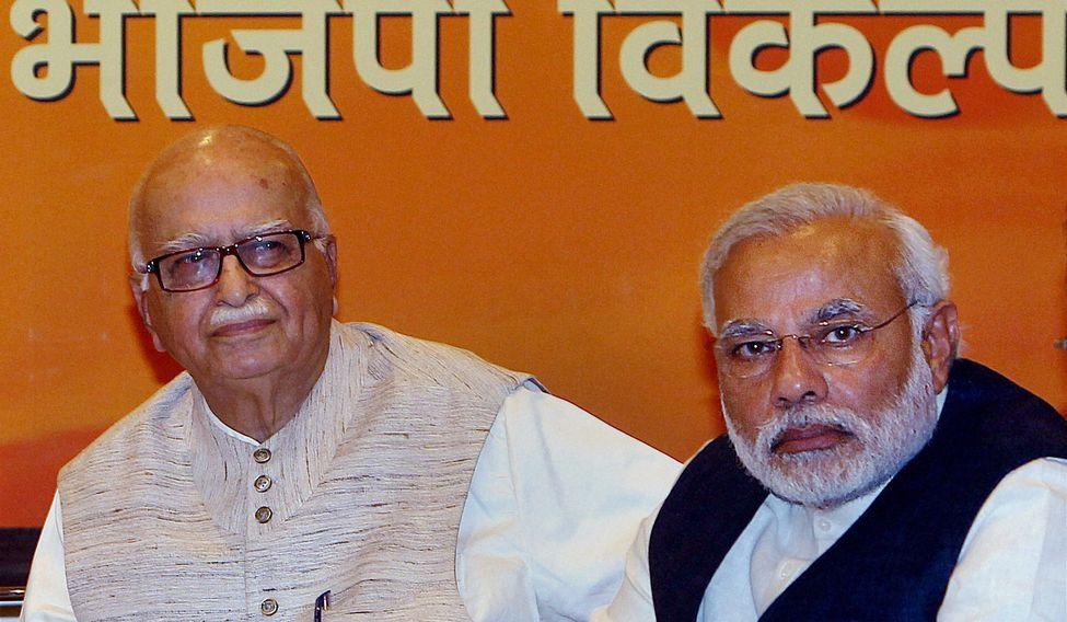 Advani-Modi-PTI