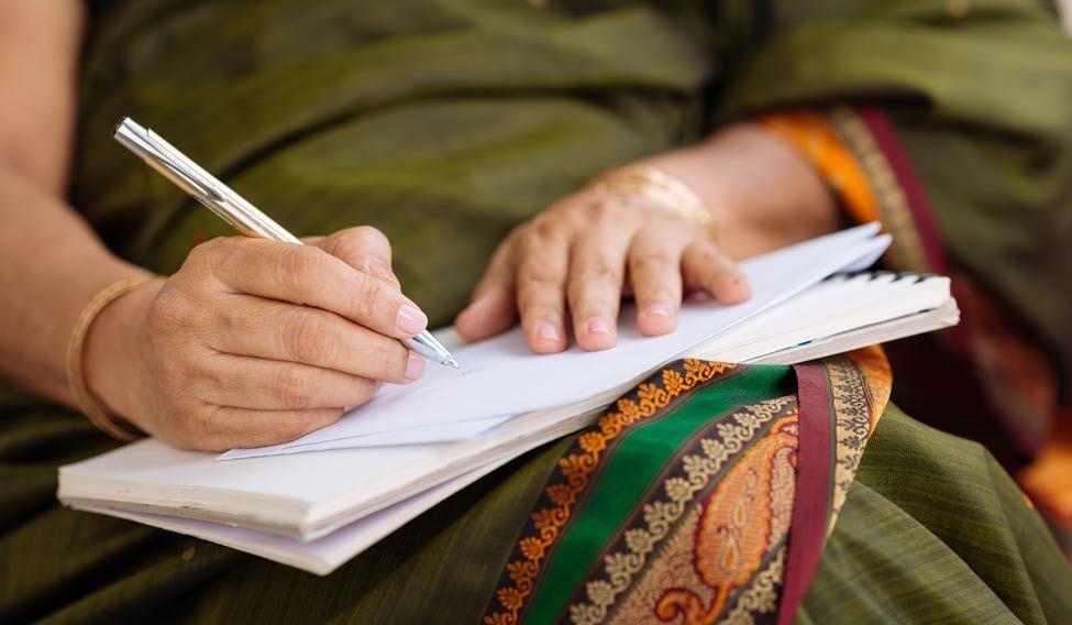 saree-writer