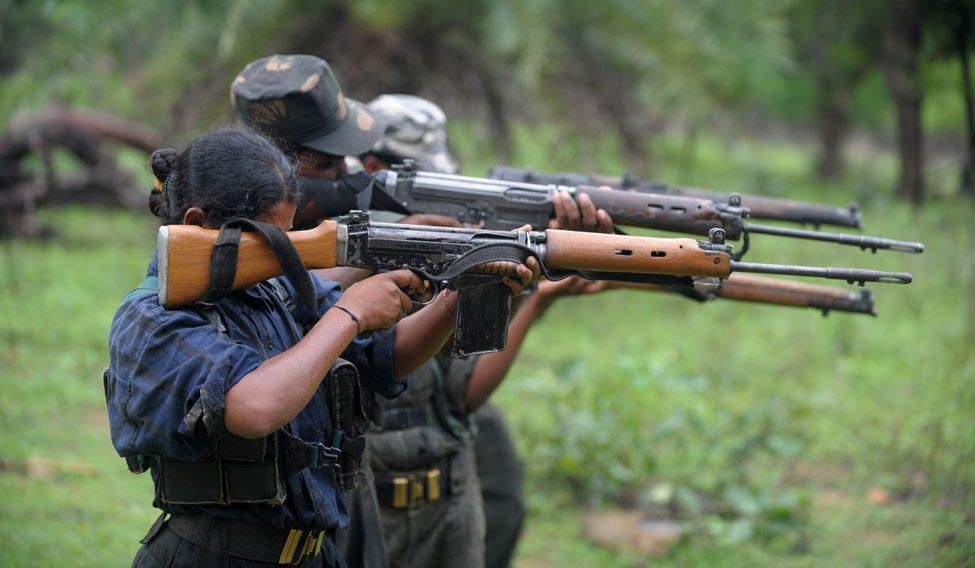 Two Maoists arrested in West Bengal