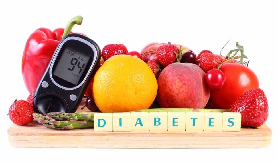 Diabetic's ideal diet