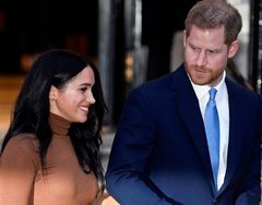Prince Harry and Meghan Markle | Reuters