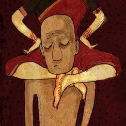 Illustration: Binesh Sreedharan