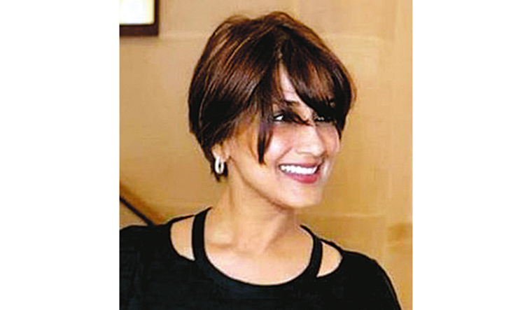 Sonali Bendre set to return to Mumbai for 'happy interval'
