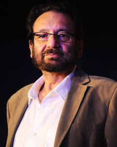 Director Shekhar Kapur |  AFP