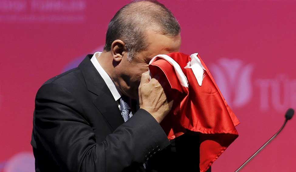 Turkish president declares three-month state of emergency