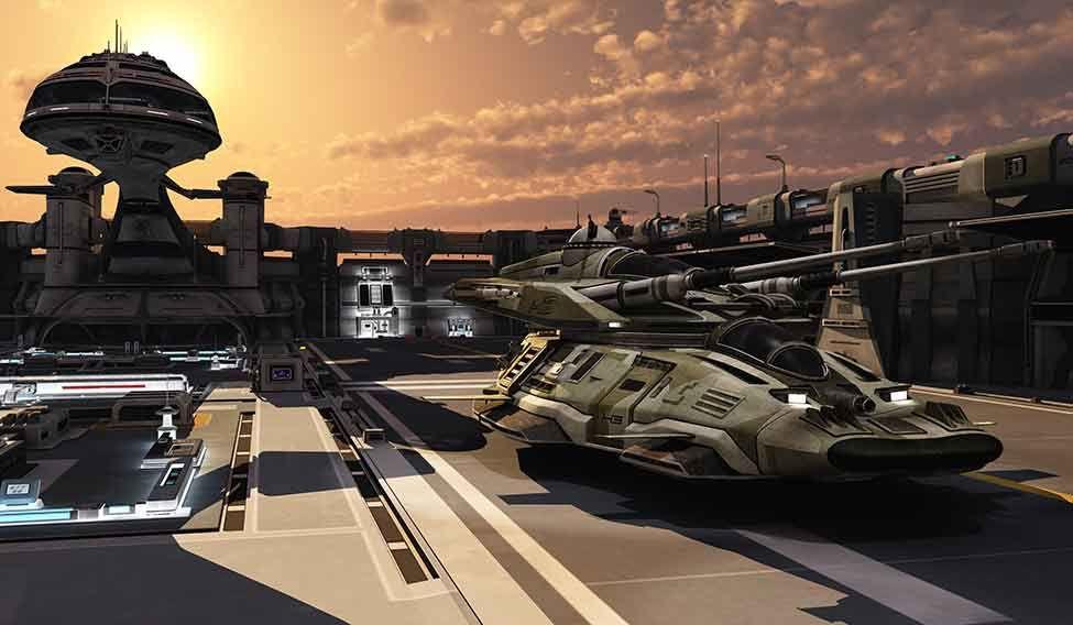 An enduring war machine