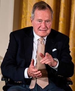 George H.W. Bush | AFP