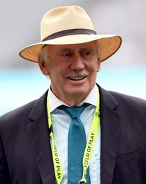 Ian Chappell | AFP