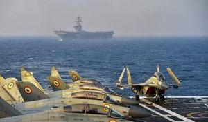 Malabar naval exercise, 2020   AFP
