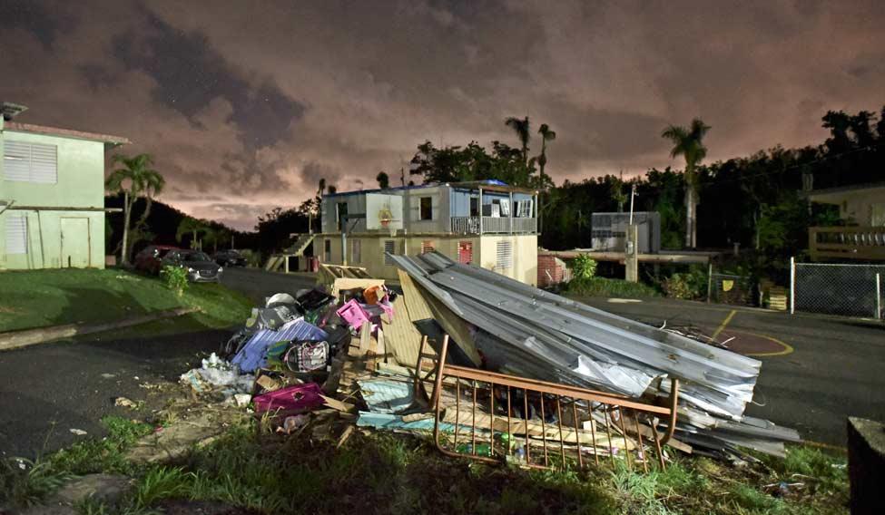 Puerto Rico Dark Holidays
