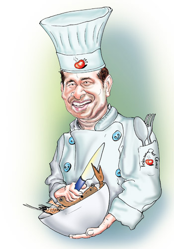 sachin-chef