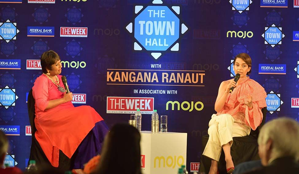 I was homeless and famous at the same time: Kangana